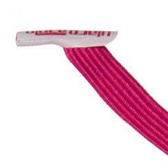 Mix & Match Neon Magenta Lacets élastiques fushia fluo