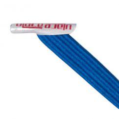 Mix & Match Bright Blue Lacets élastiques bleu fluo flashy