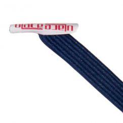 Mix & Match Light Navy Lacets élastiques bleu marine
