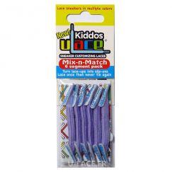 Kiddos Lavender Lacets élastiques lavande Enfant