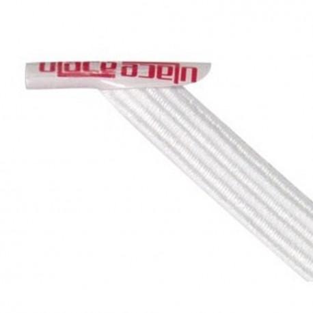 U-Lace mix and match White lacets élastiques de couleur