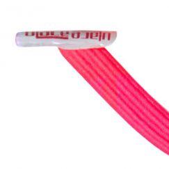 Mix & Match Neon Pink Lacets élastiques rose fluo