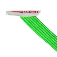 Mix & Match Neon Green Lacets élastiques verts fluo