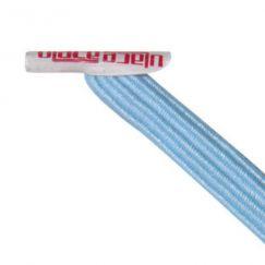 Mix & Match Baby Blue Lacets élastiques bleu clair