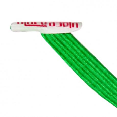 Lacets vert menthe